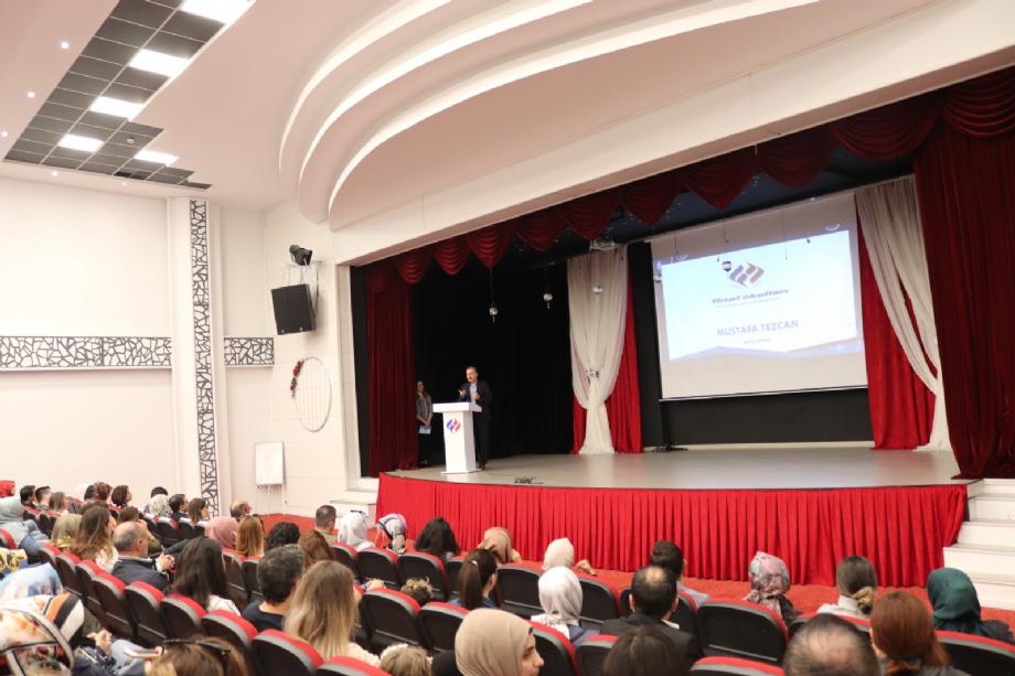 Veli Semineri! - ETKİNLİKLER - Mustafa Tezcan Kişisel Web Sitesi